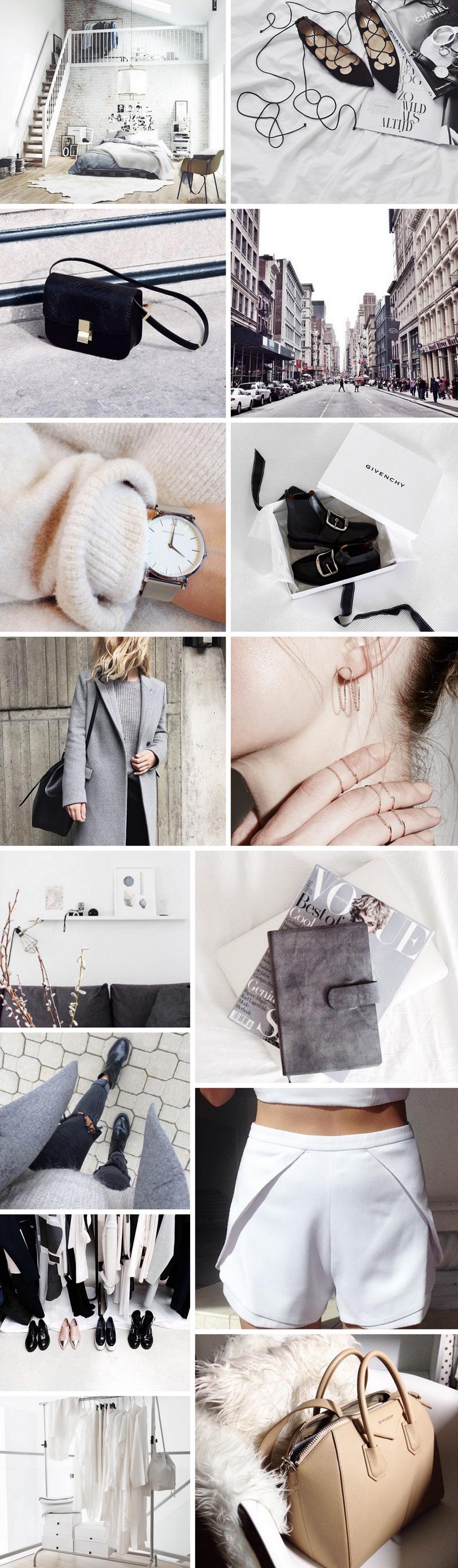Stolen Inspiration | Kendra Alexandra | New Zealand Fashion Blogger | Mood Board Winter 2015