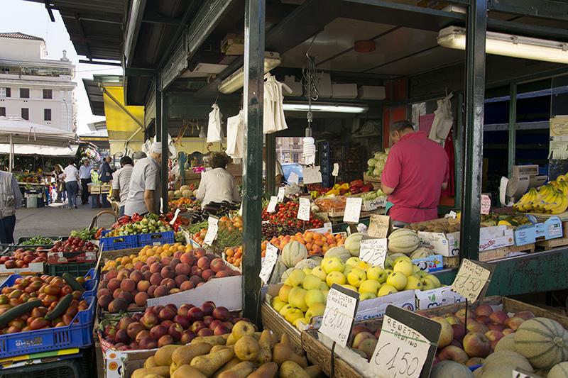 Alberone Mercato Rome