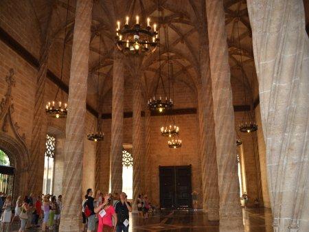 Lonja de la Seda 2 obiective turistice valencia