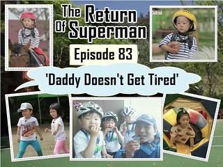 The Return Of Superman Ep.83