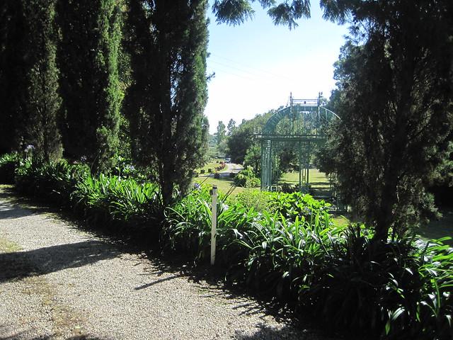 Pazo del Tambre en el Ruta Ponte Nafonso - Tambre