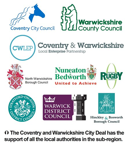 Flash Fact: The Coventry And Warwickshire City Deal Has Th ...