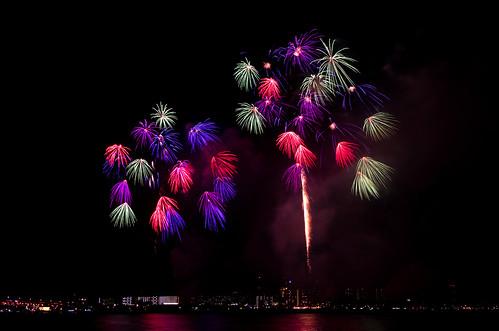 Kobe Fireworks 2014 09