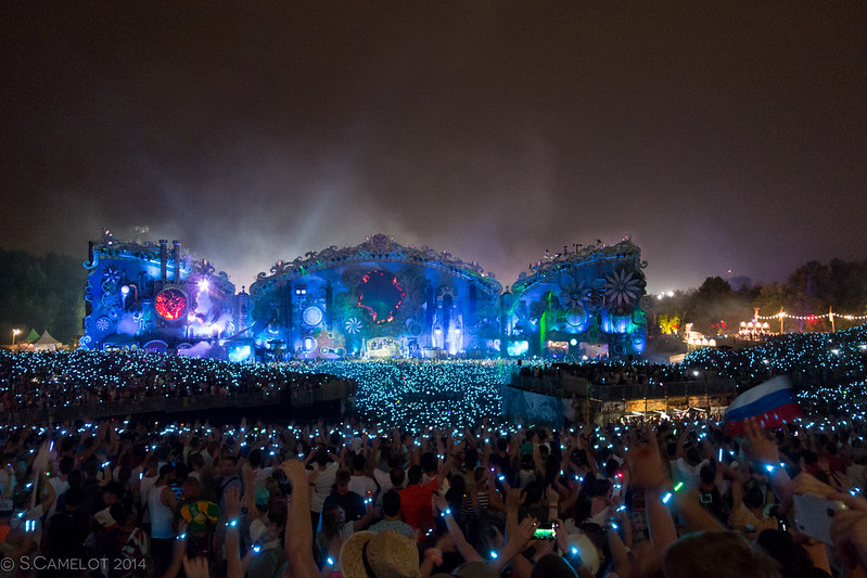 Best Music Festivals in Europe: Tomorrowland 2014 - Mainstage