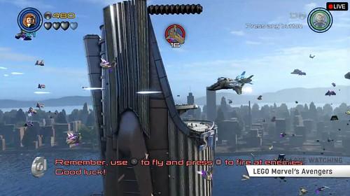 LEGO Marvel's Avengers Video Game