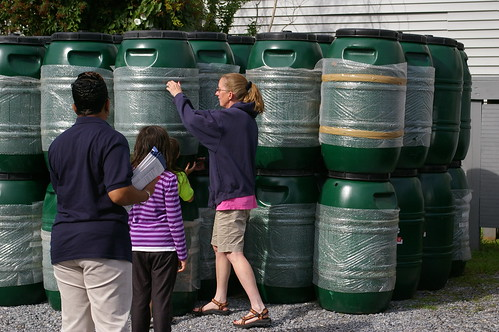 Belle Harbor Rain Barrel Giveaway