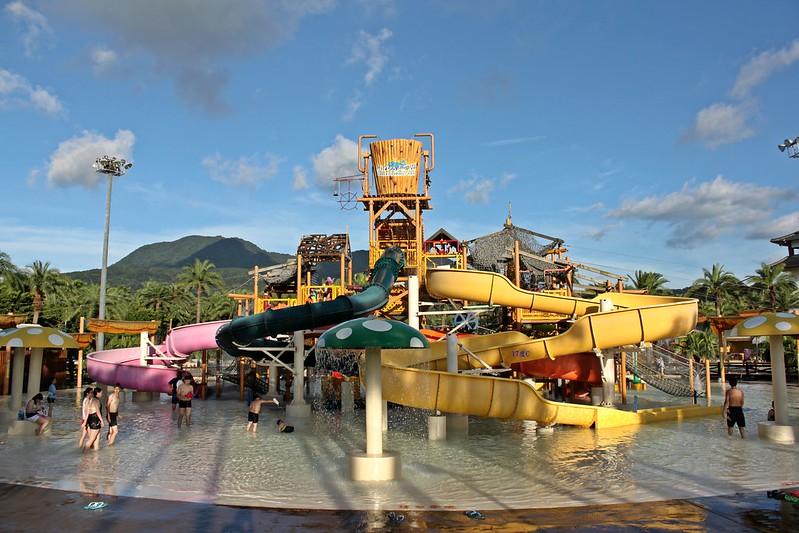 夏天。台北旅遊。八仙樂園 (173)