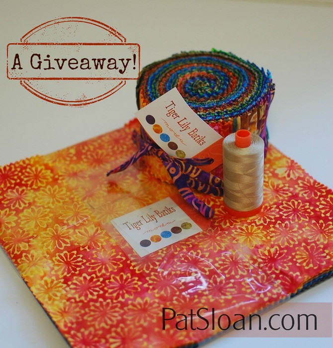 Pat Sloan Join My Quilt Shop Share Giveaway Pat Sloans Blog