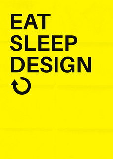 Eat Sleep Design Repeat | by awesomephant