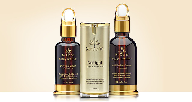 Dr. Joel Schlessinger is excited to offer the NuGene product line at LovelySkin.com