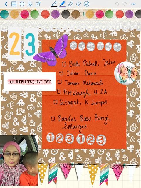 LIST 23 - JUNE 2015