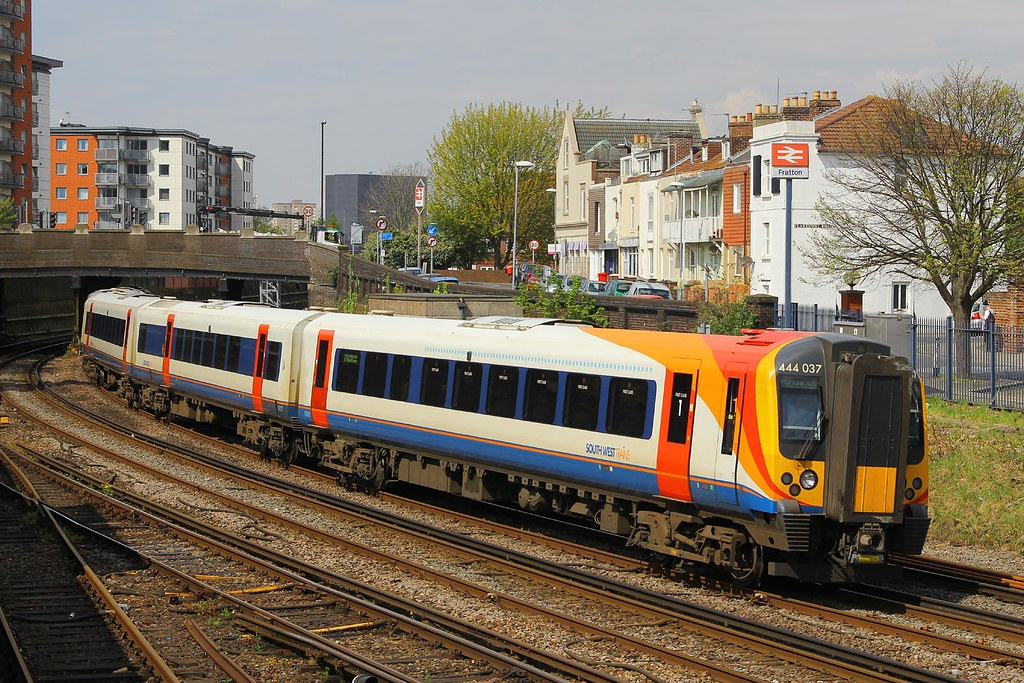 444037, Fratton, April 22nd 2014