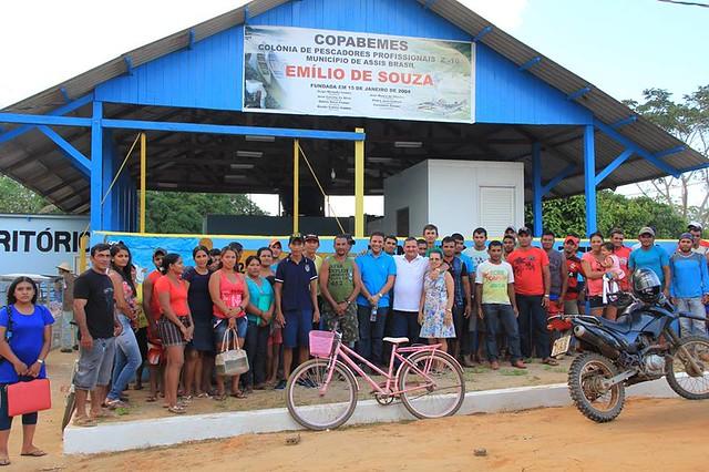 Reunião com pescadores de Assis Brasil - 3
