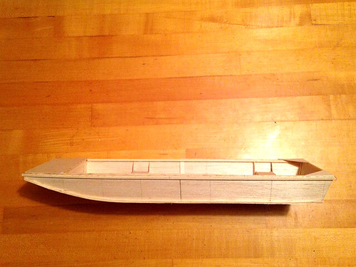 "Jim Michalak ""Jonsboat"" Model"
