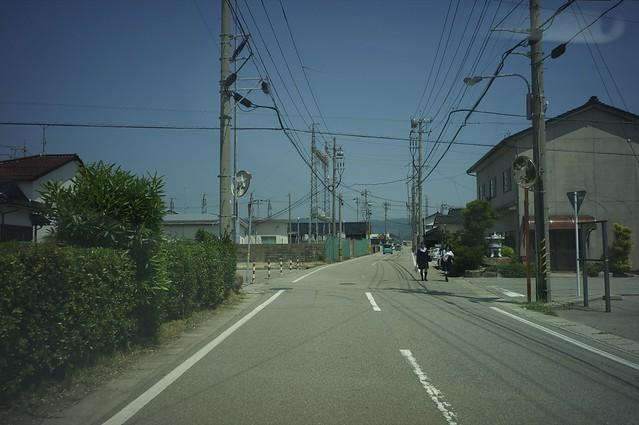 Attending school path