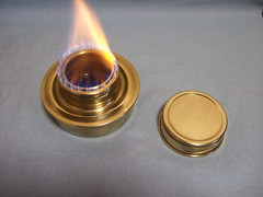 Military burner for the M-40 M-44 alcohol stoves by Alan 13-7