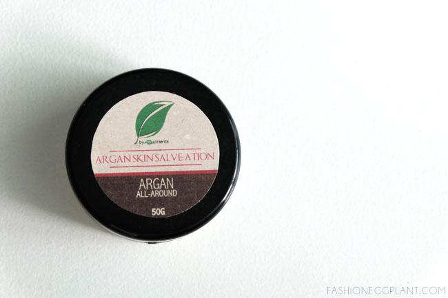 ARGAN SKIN SALVEATION REVIEW