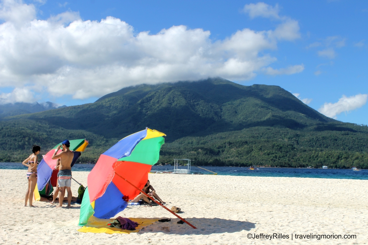 White Island in Camiguin