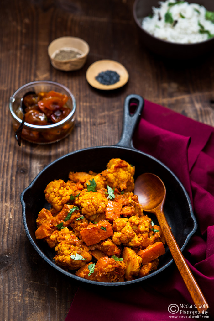 Cauliflower Pumpkin Curry-0059