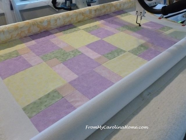 New D9P tiles quilting 2