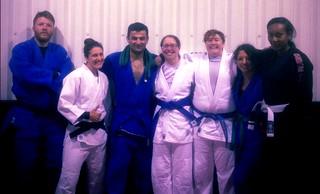 Judo Seminar Group Shot June 15