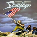 "SAVATAGE Fight for the Rock 12"" LP ALBUM VINYL"