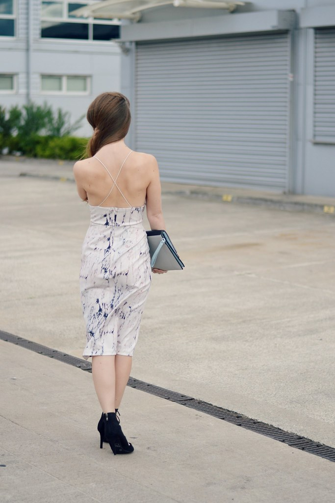 Rare London Marble Dress 2