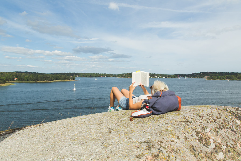A day in Vaxholm