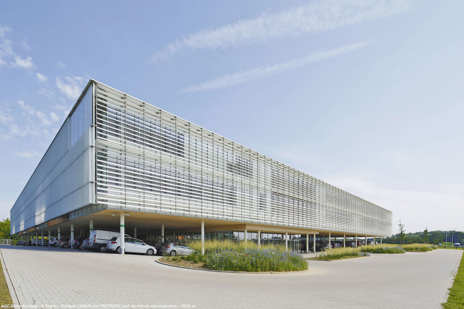 mm_Head Office of AGC Glass Europe  design by SAMYN and PARTNERS_10
