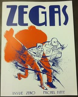 Zegas 0 by Michel Fiffe