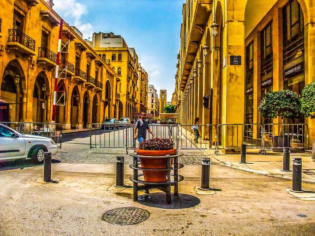 Beirut Down Town, Lebanon