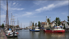 Harlingen haven