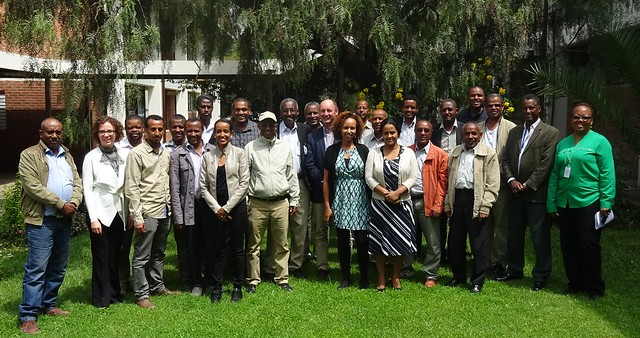 LIVES Steering Committe members and LIVES staff members group photo