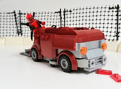 You're About to be Killed by a Zamboni! by NS Brick Designs