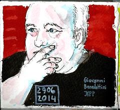 Giovanni Benedettini by Marilú Aguado