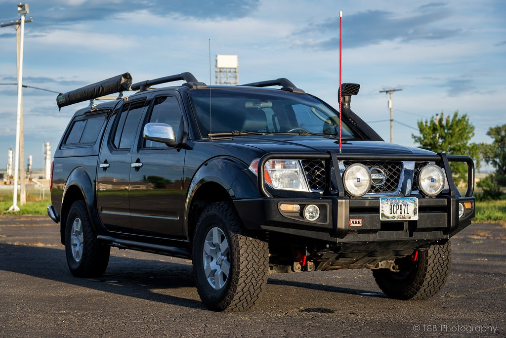 Lola My 2005 Nissan Frontier Nismo Page 5 Rocky Mountain Overland