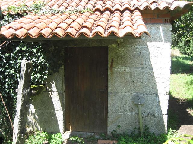 Molino 1 en el PR-G 102 Sendeiro dos Muíños do Río Maior