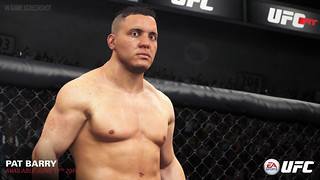 EA SPORTS UFC - Pat Barry | by easports_ufc
