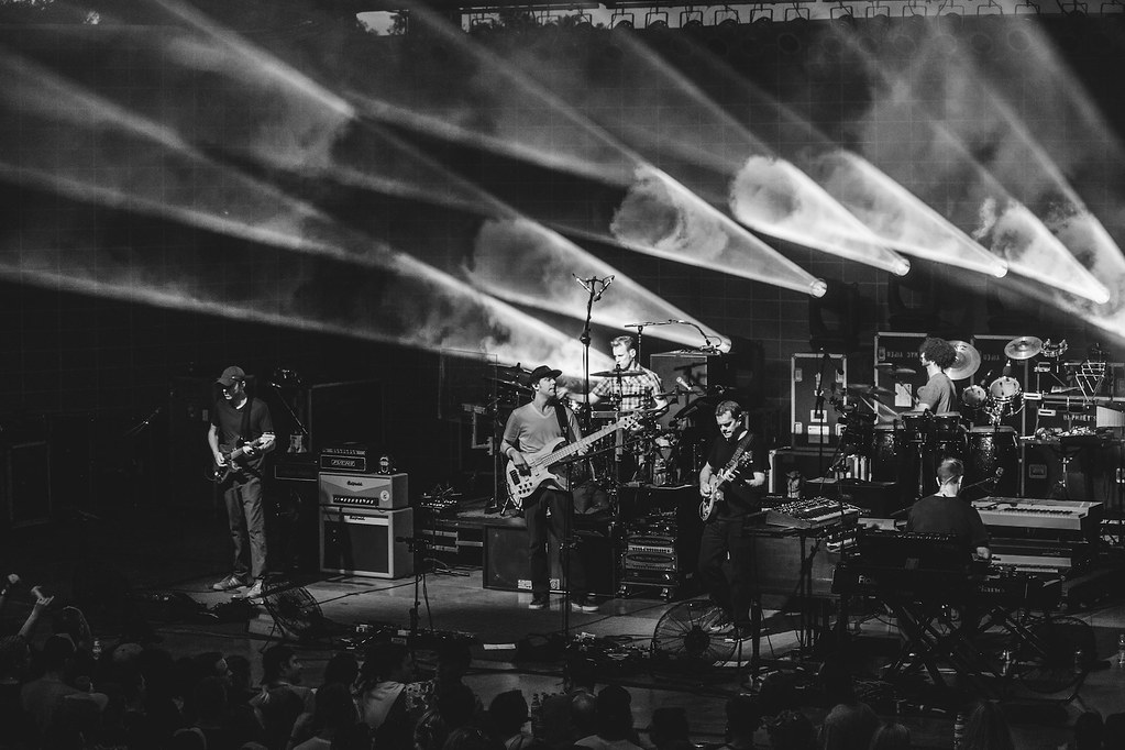 Umphrey's McGee at Sumtur Amphitheater | June 25, 2015