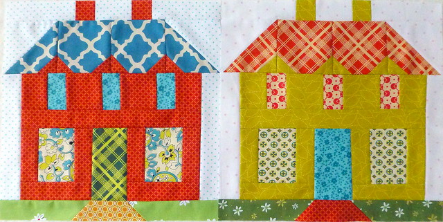 Farmhouse blocks - Farm Girl Vintage