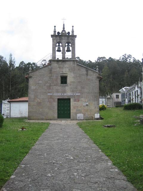 Iglesia de San Esteban de Paleo en Carral