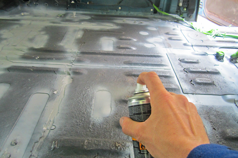 Converting Our Van Part 2 Insulating