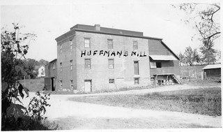 Huffman's Mill, Oct 8 38.
