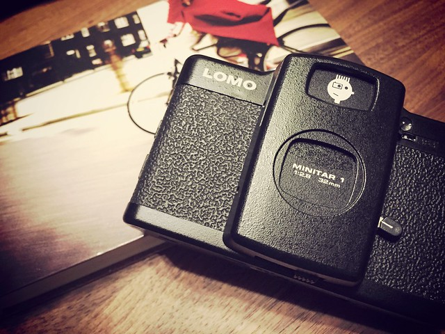 my photo bible and LC-A+