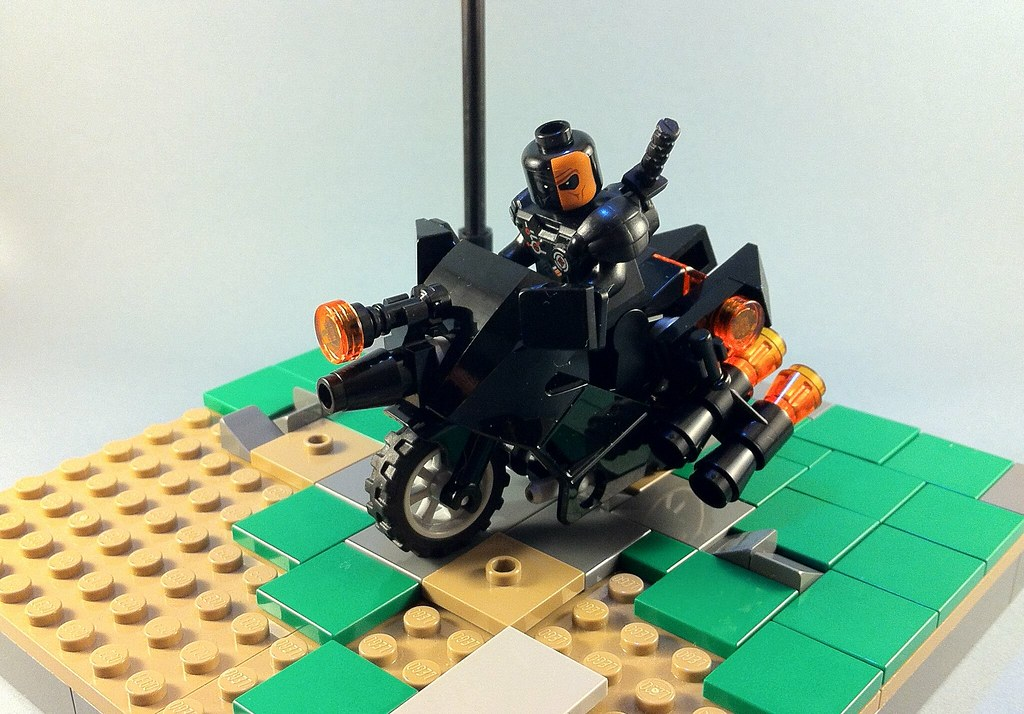 deathstroke lego-#34