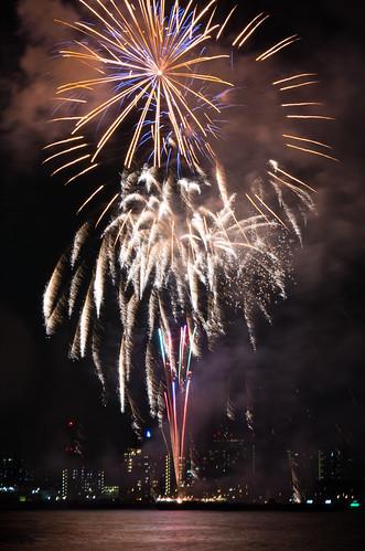 Kobe Fireworks 2014 07
