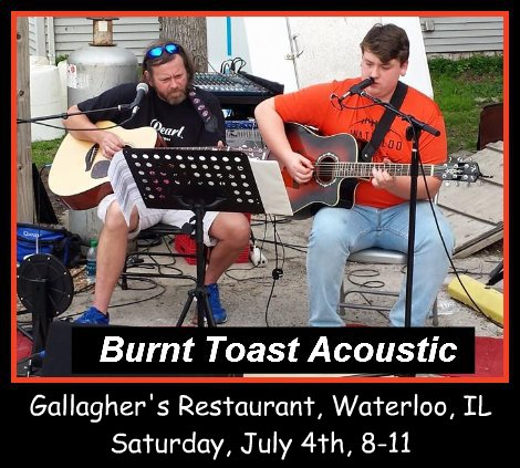 Burnt Toast Acoustic 7-4-15
