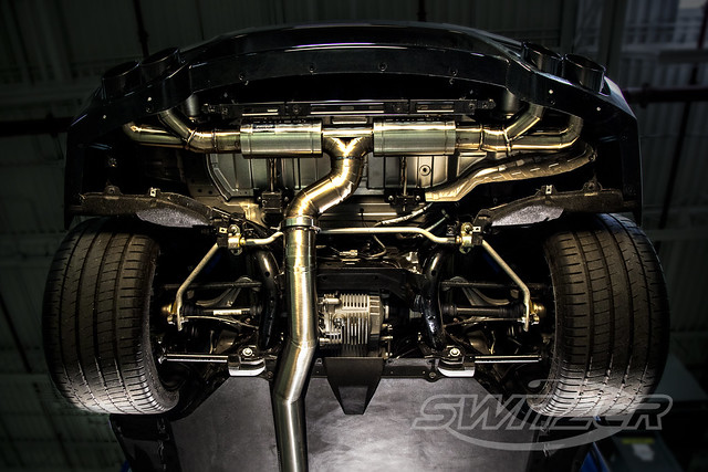 Switzer Gtr Exhaust Switzer Ss102 102mm 4 Quot Exhaust