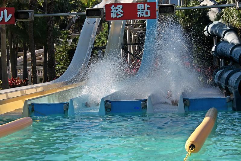 夏天。台北旅遊。八仙樂園 (152)