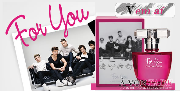 Vem aí: For You - One Direction